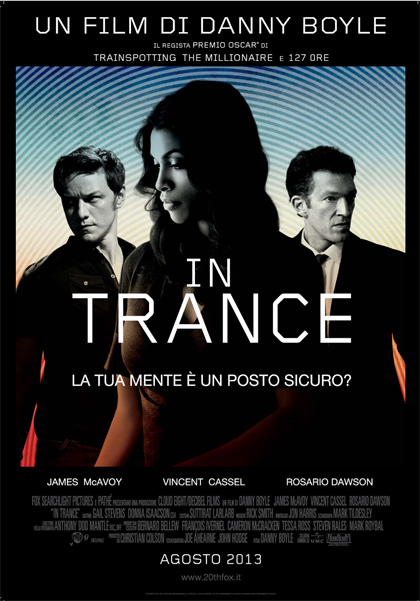 in trance poster