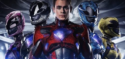 character poster di power rangers