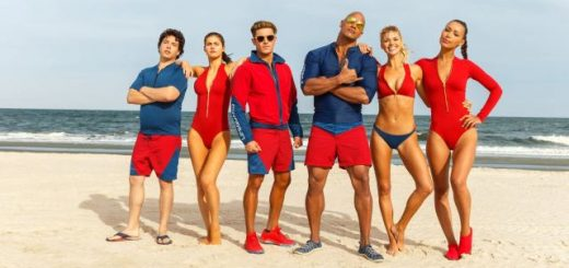 baywatch recensione poster