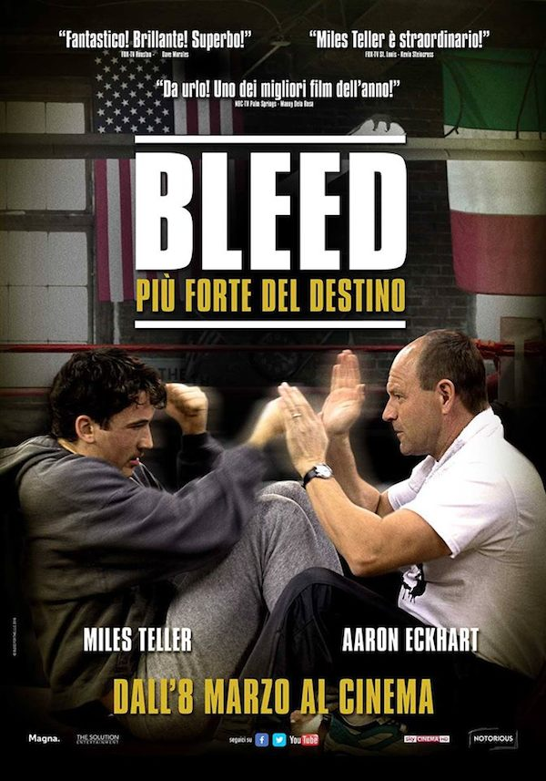 bleed recensione