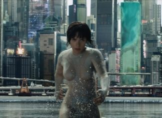 Ghost in the Shell recensione © 2016 Paramount Pictures. All Rights Reserved.