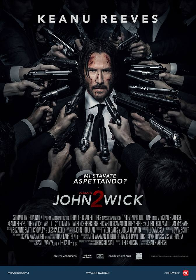 john wick 2 recensione
