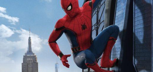 spider-man homecoming trailer teaser poster