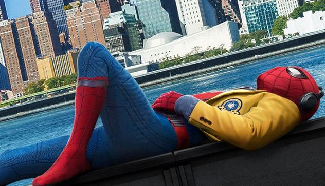 spider-man homecoming anteprima