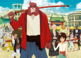 The Boy and the Beast Netflix