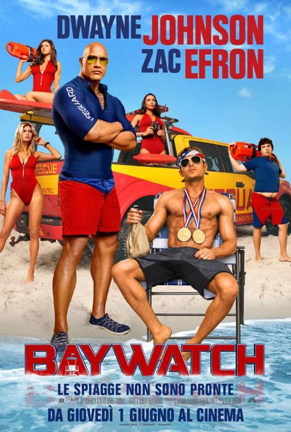 baywatch recensione