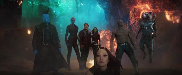 guardiani della galassia vol 2 recensione