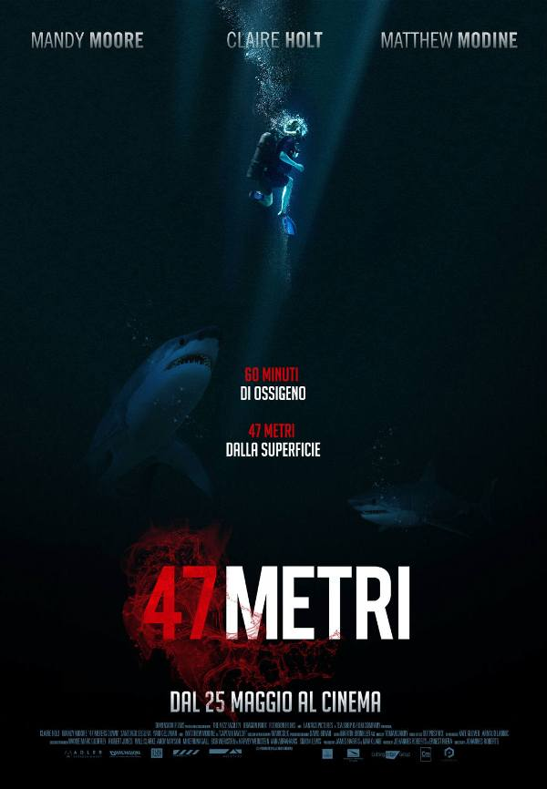 47 metri recensione