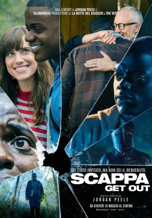 scappa get out recensione