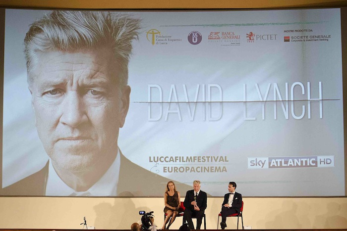 David Lynch Lucca