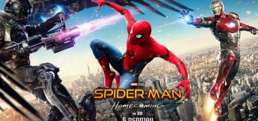 spider-man homecoming character poster