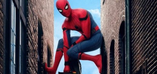 spider-man homecoming poster spidey