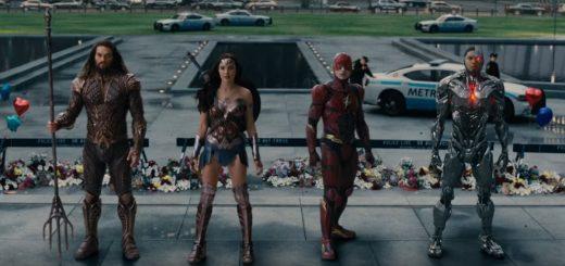 justice league trailer esteso
