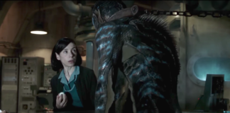 the shape of water recensione
