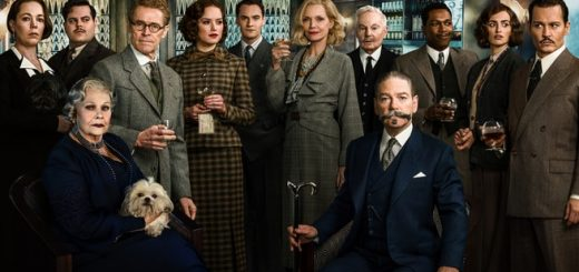 assassinio sull'orient express trailer italiano
