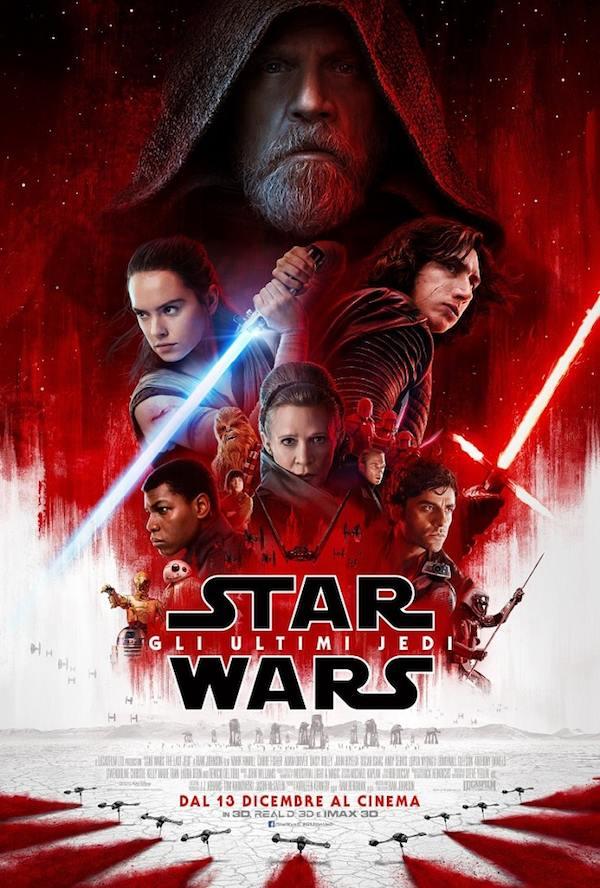 star wars gli ultimi jedi trailer
