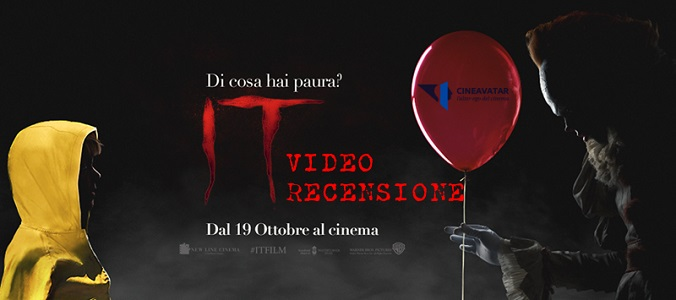 it 2017 video recensione