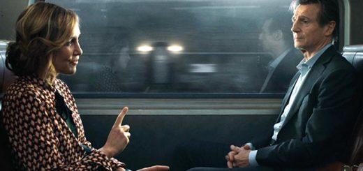 l'uomo sul treno the commuter