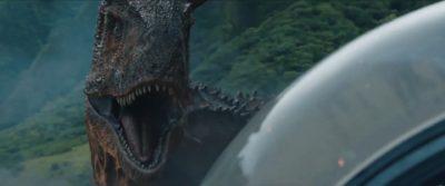 Jurassic World 2 Carnotaurus