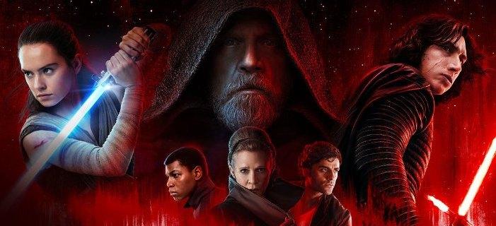 opening galattico star wars gli ultimi jedi