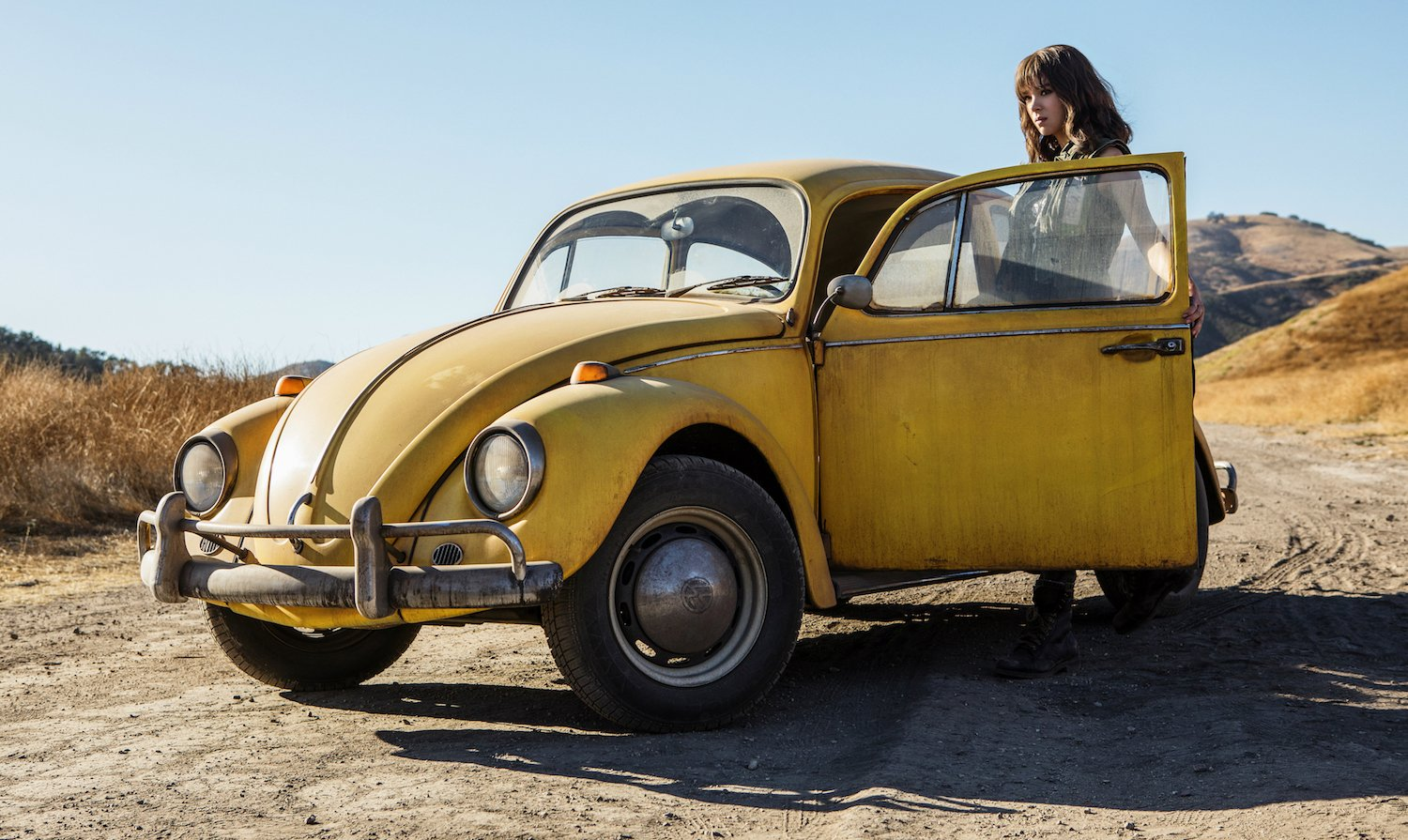 bumblebee nuovo trailer