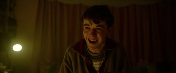 Alex Lawther Ghost Stories