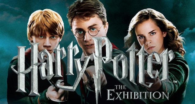 Harry Potter The exhibition