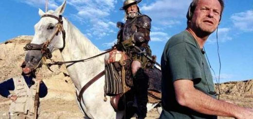 The Man Who Killed Don Quixote terry gilliam