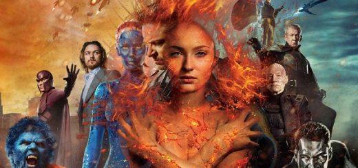 riprese aggiuntive di X-Men: Dark Phoenix