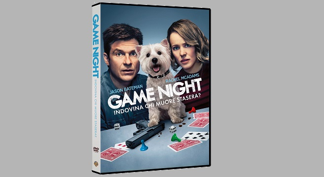 game night indovina chi muore stasera dvd