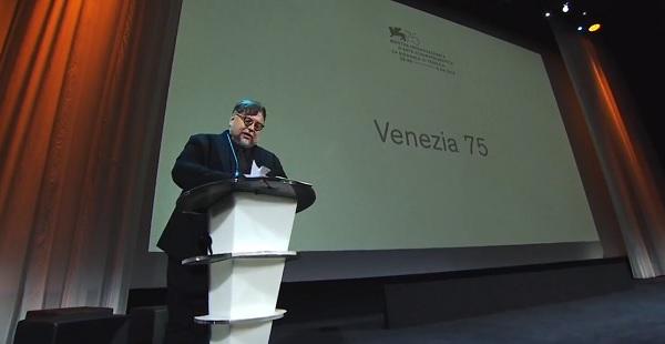 venezia 75 vincitori alfonso cuaron