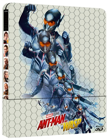 ant-man and the wasp home video