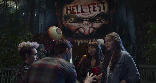 hell fest recensione