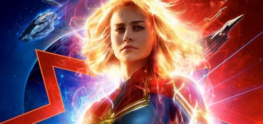 Captain Marvel spot