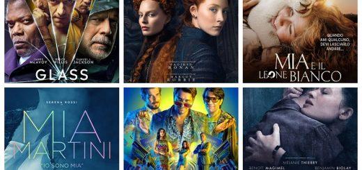 film in uscita 17 gennaio