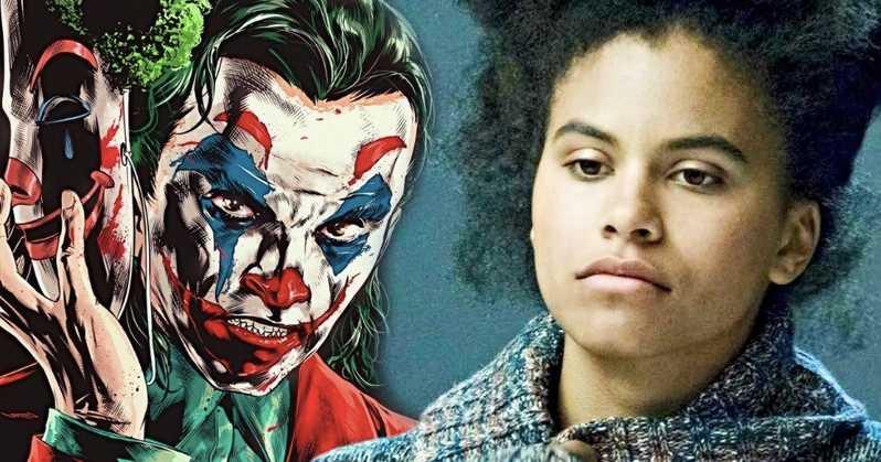 Zazie Beetz Joker