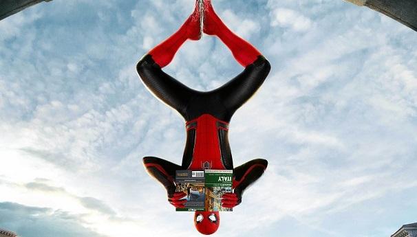spider-man ew