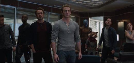 Avengers Endgame spot