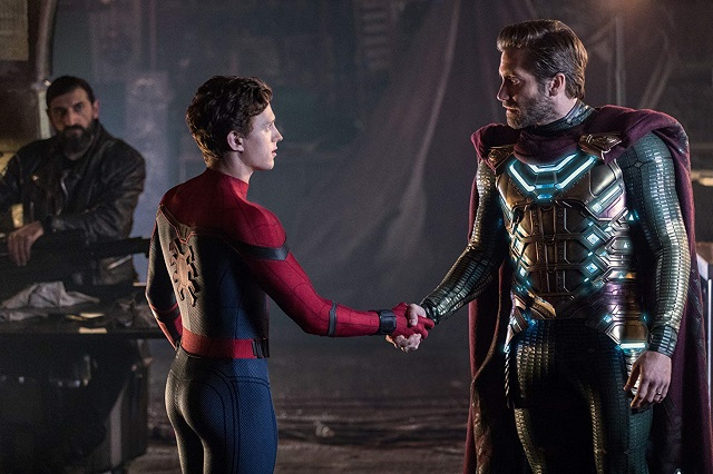 Spider-Man Far From Home clip