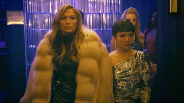 Jennifer Lopez nel trailer di Hustler