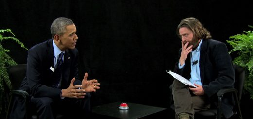 Zach Galifianakis nel film Between Two Ferns