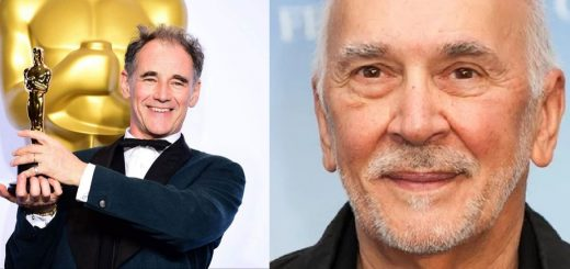 The Trial of the Chicago 7: Frank Langella e Mark Rylance nel cast.