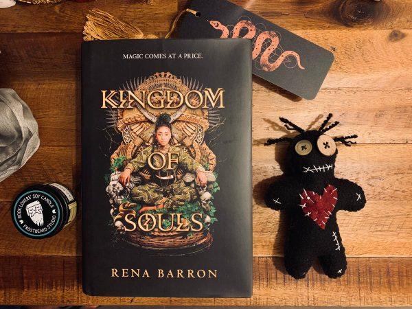 Kingdom of Souls fantasy book