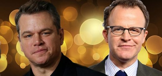 matt damon tom mccarthy