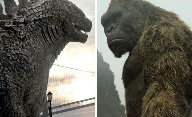 Godzilla VS Kong: Il prossimo crossover tra le due icone del cinema
