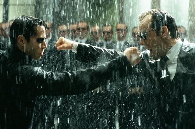 matrix saga infinity 4k