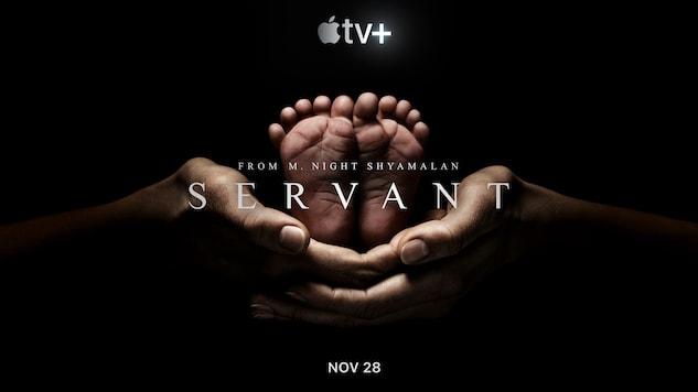 Servant Apple TV M. Night Shyamalan