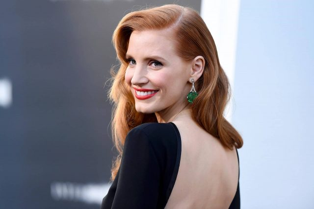Jessica Chastain The Forgiven