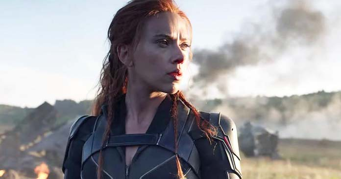 black widow nuovo trailer