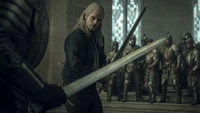 The Witcher Geralt di Rivia